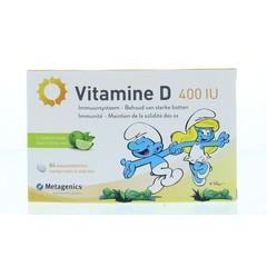 Vitamin D 400IU NF Schlümpfe
