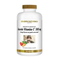 Acerola-Vitamin C 500mg