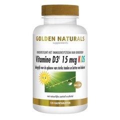 Vitamin D3 15 mcg Kinder
