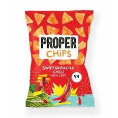Chips süß sriacha
