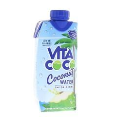 Kokoswasser pur