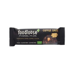 Kaffee Dattel Nussriegel Bio