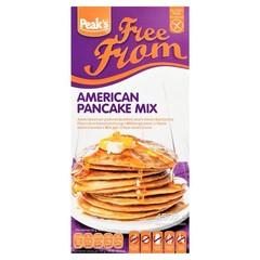 Amerikanische Pfannkuchenmischung glutenfrei