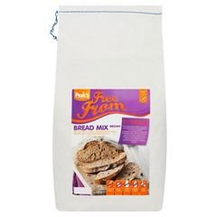 Brotmischung braun glutenfrei