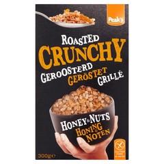 Granola Crunchy Honig & Nüsse glutenfrei