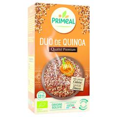 Quinoa Duo weiß und rot bio