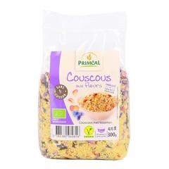 Couscous mit Blumen Bio