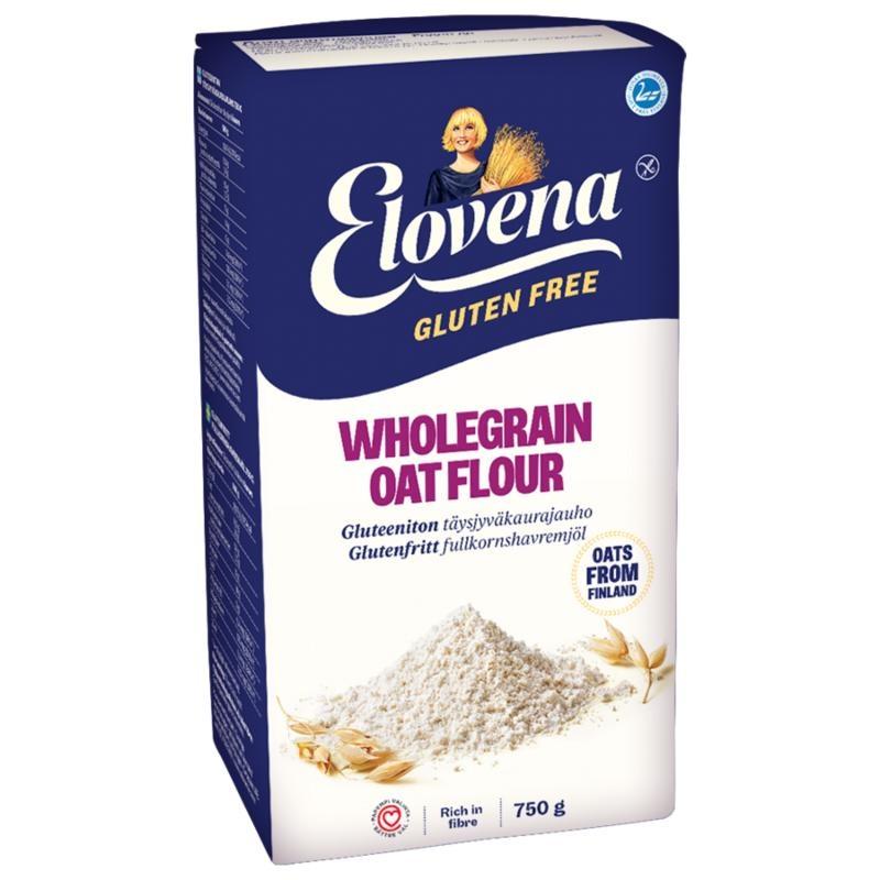 Elovena Elovena Haferflocken glutenfrei 750 Gramm