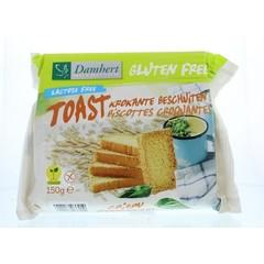 Glutenfrei toasten