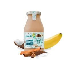 Smoothie Banane Kokos Zimt Bio