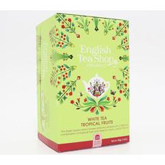 Weißer Tee tropische Früchte bio