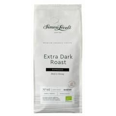 Espresso extra dunkel geröstete Bohnen