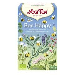 Biene glücklich bio