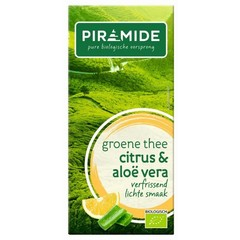 Grüner Tee Aloe Vera Bio