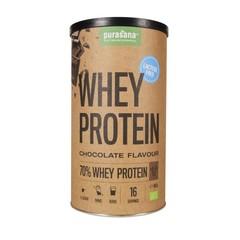 Molkenprotein laktosefreie Schokolade Bio