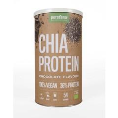 Chia Protein Schokolade vegan bio