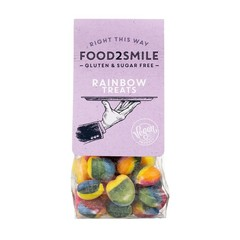 Rainbow behandelt zuckerfrei glutenfrei laktosefrei