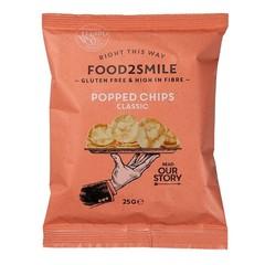 Popped Chips klassisch glutenfrei laktosefrei