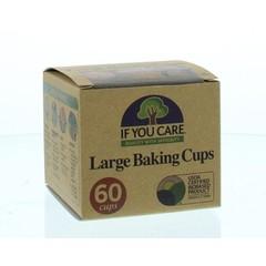 Cupcake-Formen recycelt groß