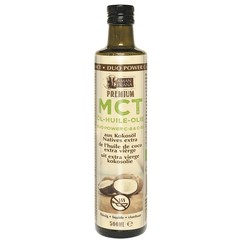 MCT Öl Premium Duo Power Bio