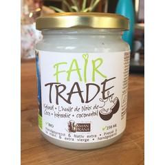 Kokosöl aus fairem Handel Bio