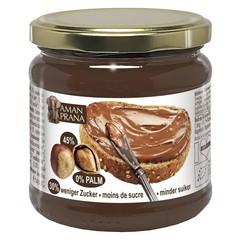 Schokoladen-Haselnuss-Aufstrich 45% Bio