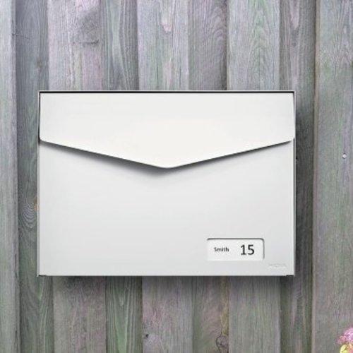Boîte aux lettres murales style moderne