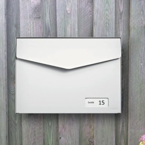 Wall mounted mailboxes