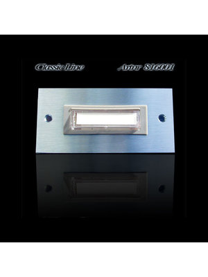 Mailbox design Deurbel Rechthoek - Type 6001