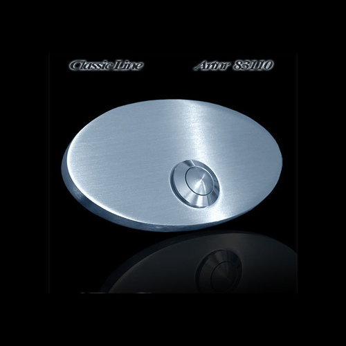 Mailbox design Doorbell Oval - Type 110  - 100 x 55 mm