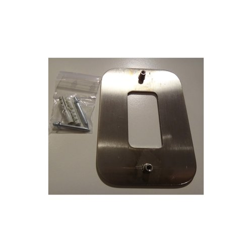 Mailbox design Stainless Steel House Number - model Design - number 8