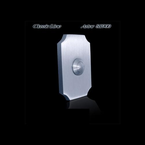 Mailbox design Doorbell Rectangle -  Type 900 - 75 x 50 mm