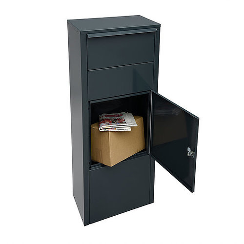 Me-Fa Parcel Box ME-FA Hazel 477 -  with door at front