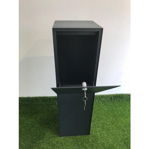 Mailbox design Moderne Aluminium Brievenbus - Inline