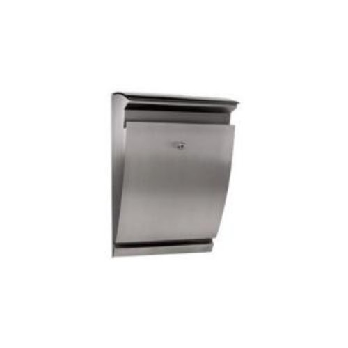 Galaxy Mailboxes Stainless steel Letterbox - Galaxy - Arcturus