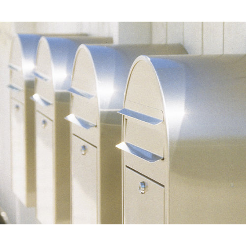 Bobi Letterbox Bobi Classic made in Stainless steel