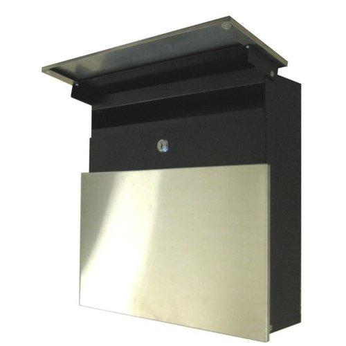 Safe Post Stainless steel Letterbox SafePost 122