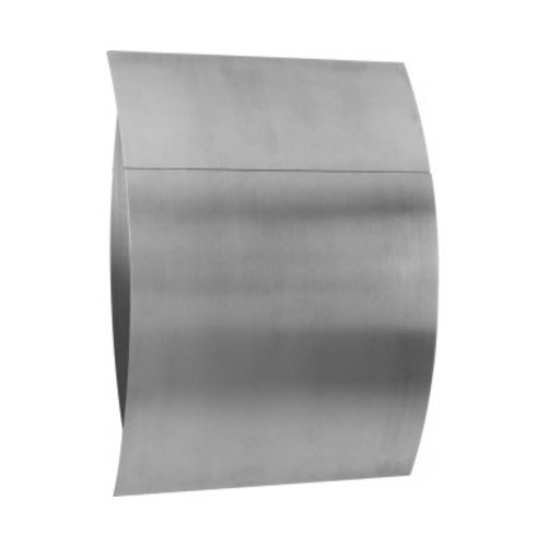 Galaxy Mailboxes Letterbox - Galaxy - Capella - Stainless steel