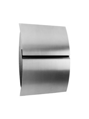 Galaxy Mailboxes Stainless steel Letterbox Vega