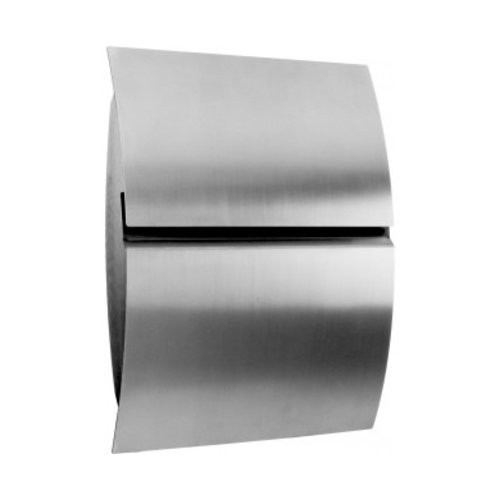 Galaxy Mailboxes  Stainless steel Letterbox - Galaxy - Vega