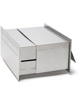 Galaxy Mailboxes Galaxy - Centauri - Stainless - Steel