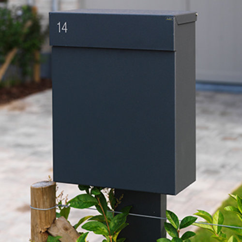 Post mounted mailboxes in your front garden