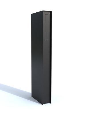 Albo Mailbox Fenix 536 - Black | White