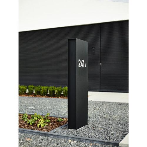 Albo Design Boîte Aux Lettres  Albo Fenix 536 - Noir