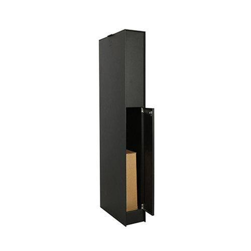 eSafe Design Fenix eSafe Top Small - boîtes aux lettres pour colis - Noir