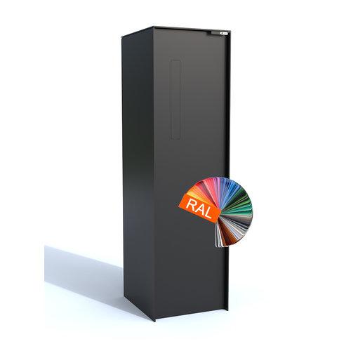 eSafe Design Boîtes Aux Lettres Pour Colis Fenix eSafe Top Large - Couleur de RAL de votre choix
