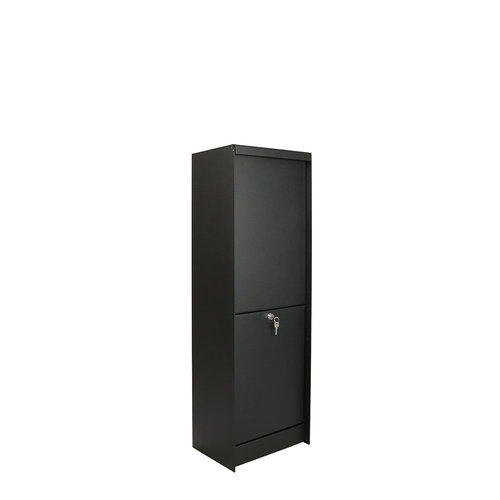 eSafe Parcel Box eSafe Dropbox  Small - Black RAL 9005