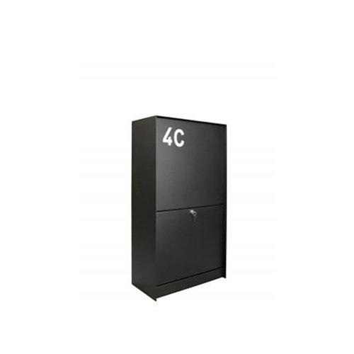 eSafe Parcel-box - Dropbox eSafe Medium -  RAL Color of your choice