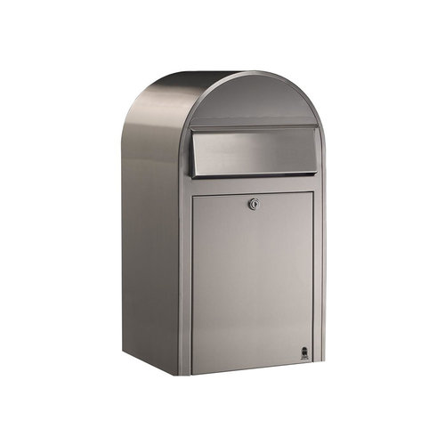 Bobi Large Letterbox Bobi Grande in Stainless Steel Letterbox