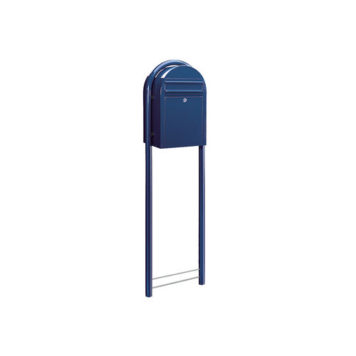 Bobi Letterbox Bobi Classic post mounted in RAL color